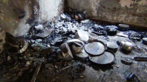 Earlier this month, four Copts were murdered and 23 houses of Christian families looted and burned in the southern Egyptian village of Dabaaya. Copts say the violence against them has worsened since the ouster of President Mohammed Morsi. (MCNdirect.com/Ramy)